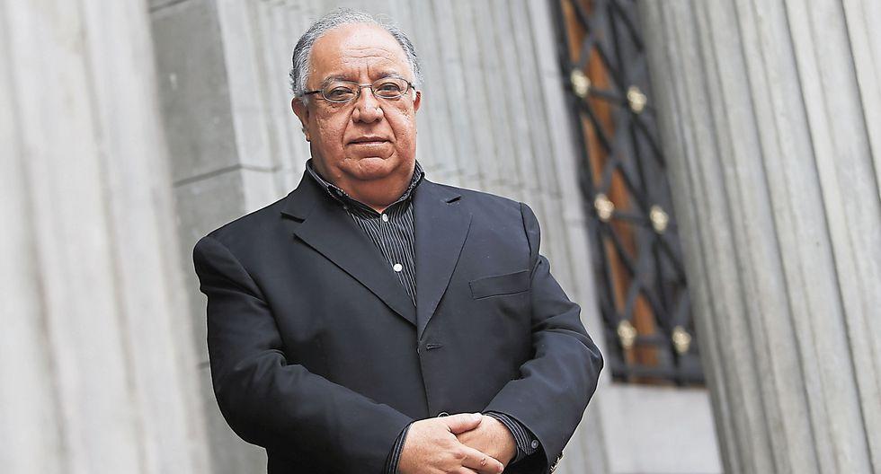 Fernando Tuesta Soldevilla. Politólogo. (Perú21)