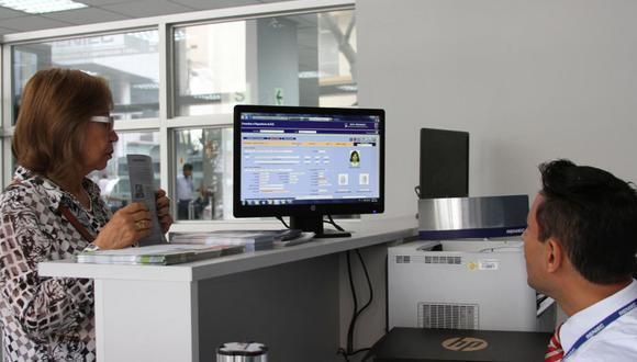 Unos 160 agencias de Reniec ampliarán su horario de atención. (GEC)