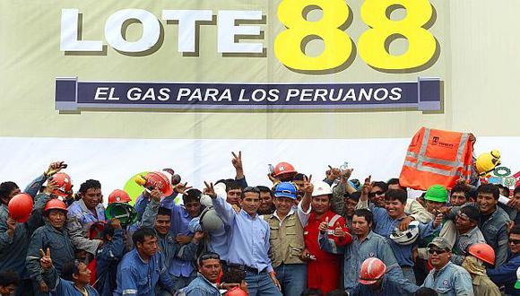 Hace dos meses el presidente Humala anunció la recuperación del lote. (USI)