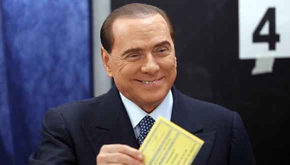 Berlusconi quiere volver. (Reuters)