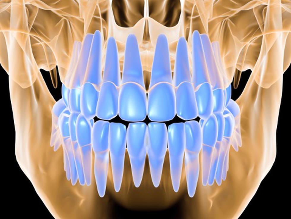 Los dientes azules de una mujer medieval revelaron a la primera artista de manuscritos iluminados. (Getty)