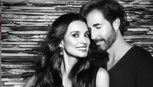 La relación de Paola Rey y Juan Carlos Vargas inició muy rápido y empezaron a convivir a los 15 días de haberse conocido (Foto: Paola Rey/ Instagram)