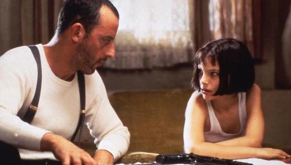 """Los papeles para menores más polémicos en la historia del cine (Foto: """"Leon: The Professional"""")"""