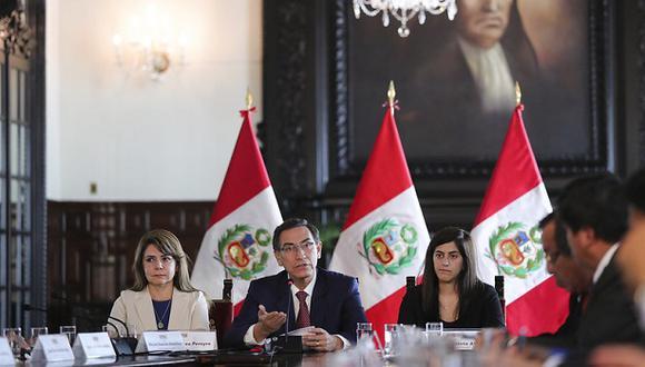 Fortaleza macroeconómica: una bendición. (Foto: Presidencia Perú).