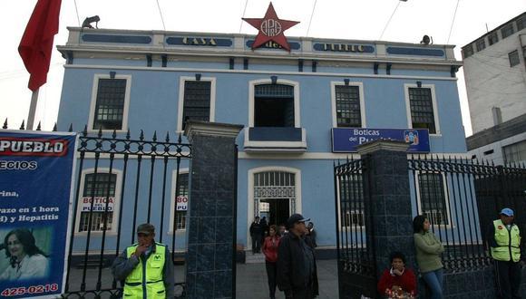El partido reconoció que no obtuvo el respaldo de la población en las Elecciones Congresales Extraordinarias 2020. (Foto: GEC)