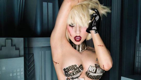 Lady Gaga entre los principales nominados a los Grammy. (Internet)