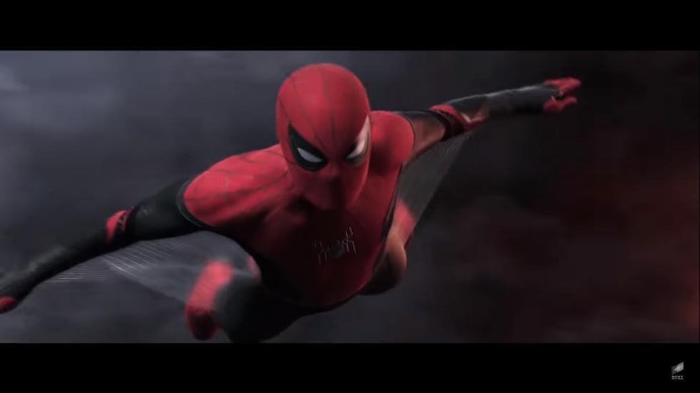 """""""Spider-Man: Far From Home"""": tráiler bate el récord del estudio en el primer día de lanzamiento (Fotos: Captura de pantalla)"""
