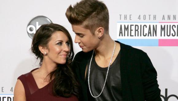 Bieber anda descontrolado. (Reuters)