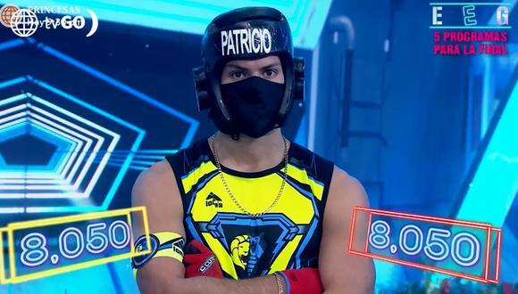 'El Pato' Parodi se reincorporó a Esto es Guerra. (Captura América)