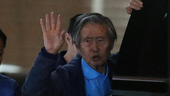 Fujimori rechazó el cargo y sugirió la designación de Juan Manuel Coronado Balmaceda quien sucedió en el cargo a Morales Bermúdez. (Foto: GEC)