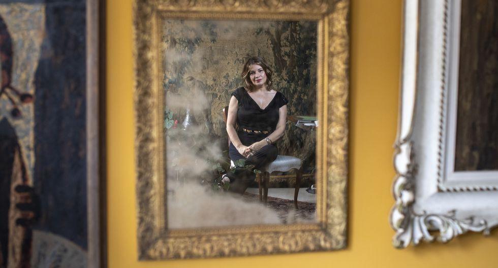 "Elena Romero: ""Los 50 saben a experiencia y a sorpresa, una mezcla muy rica"". (GEC)"