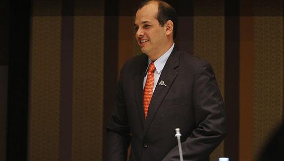 Castilla sostuvo una reunión con la prensa especializada del país. (USI)