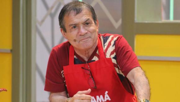 Miguel Barraza estará este domingo en 'Mi mamá cocina mejor que la tuya'. (GV Producciones)