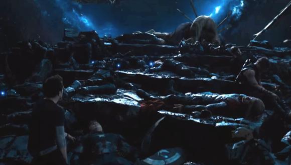"""""""Avengers Endgame"""": todos los personajes de Marvel que han muerto en el MCU (Foto: Marvel Studios)"""