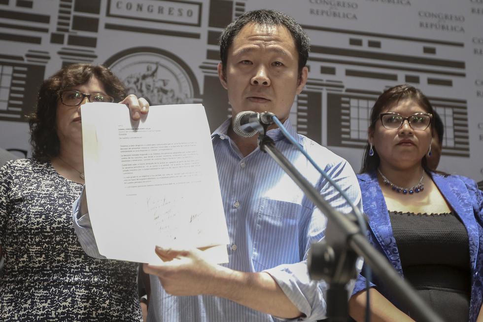 Kenji Fujimori (Perú21)