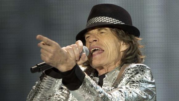 ¿Mick Jagger se presentará en Cuba con The Rolling Stones? (AFP)