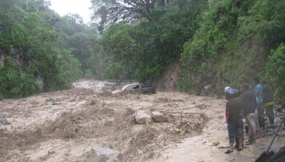 Piura es una de las regiones más afectadas por las lluvias.