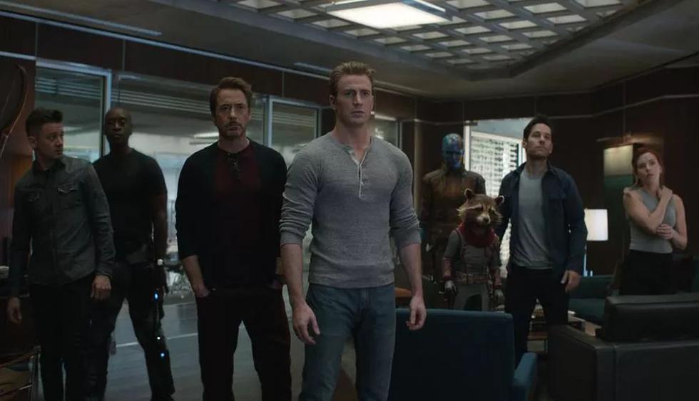 """""""Avengers: Endgame"""",estas son las imágenes de los tráileres que no se presentaron o fueron modificadas. (Foto: Captura de video)"""