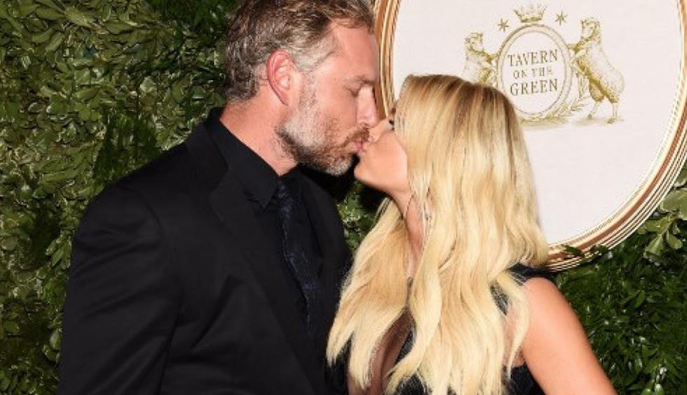 Jessica Simpson se casó con el exjugador de la NFL Eric Johnson | Foto: Getty Images