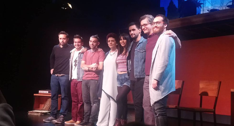 La obra empieza su temporada desde el 16 de junio en el teatro Británico de Miraflores. (Créditos: Mario Panta)