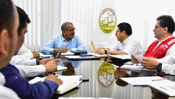 El MTC tiene previsto que las intervenciones en el corredor Tumbes se ejecuten por un periodo de seis años.