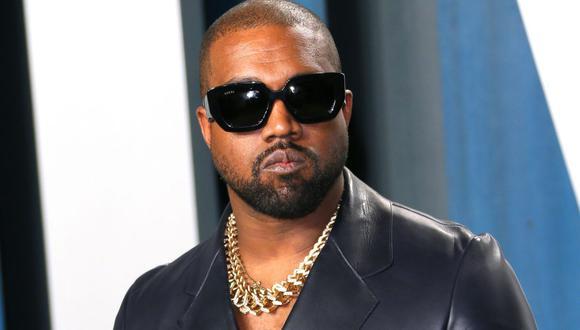 Kanye West busca llegar a la presidencia de Estados Unidos, pero una nueva noticia lo aleja de su sueño. (Foto de Jean-Baptiste Lacroix / AFP)