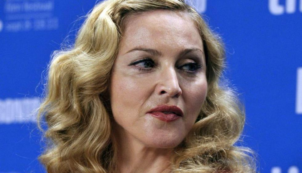 Madonna se aplica Botox con regularidad. Además, aseguran que se ha hecho liftings y se ha rellenado los labios con colágeno. (Reuters)