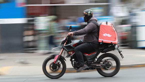 Sepa aquí los detalles de la promoción que ha habilitado una app de delivery de terceros. (Foto: Lino Chipana / GEC)