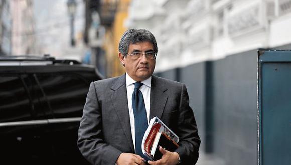 Juan Sheput divide simpatías en el Congreso. (GEC)