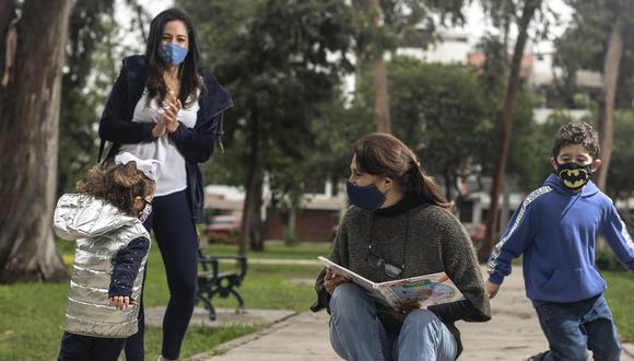 Conoce los distritos de Lima con más parques