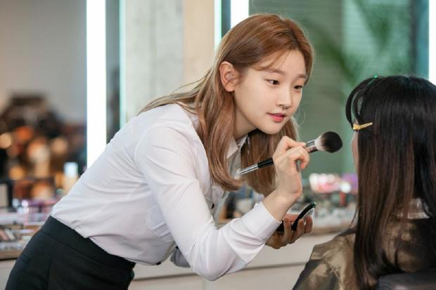 """Park So Dam plays An Jung Ha in """"Memories of youth"""" (Foto: Netflix)"""