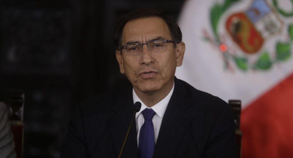 Martín Vizcarra: Del 0 a 20, el presidente es desaprobado por la ciudadanía con 09 (LuisCenturión/Perú21)