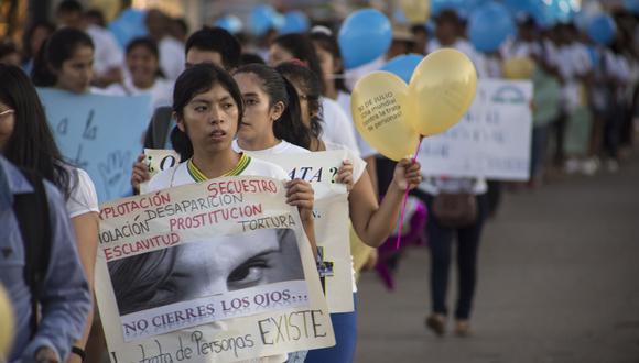 Debido a la importante proporción de víctimas mujeres adultas, adolescentes y niñas la trata de personas se configura también como una forma de violencia de género. (Foto: Promsex)