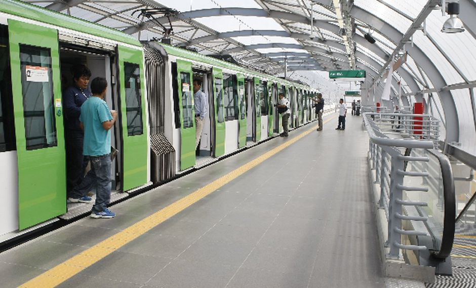 Metro de Lima: Piden que la Línea 2 sea investigada en el Congreso. (USI)
