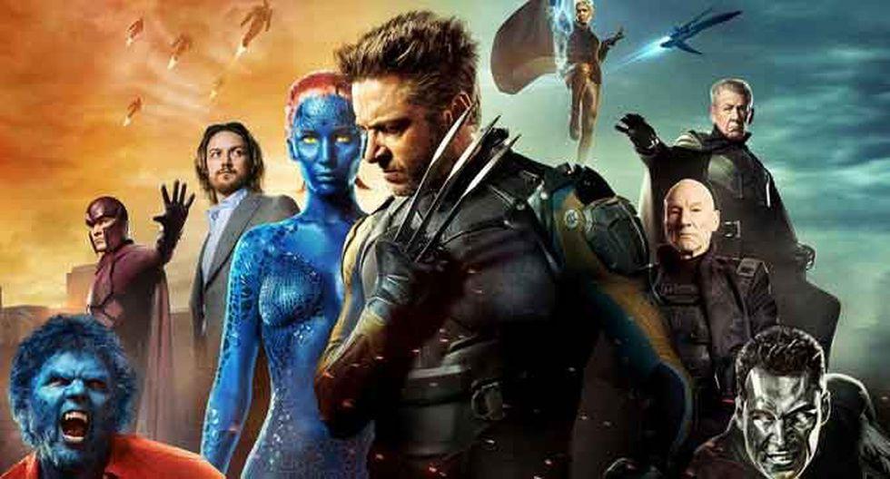 Los x-men podría integrar el universo de Marvel con la compra de Fox por Disney. En los comics los ´mutantes´son parte de este universo de superhéroes.