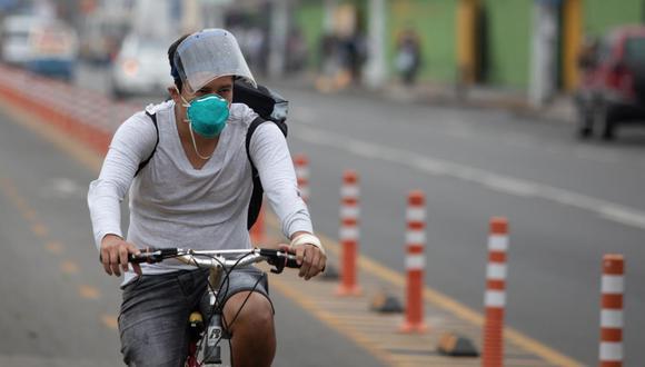 Según los datos de la Policía Nacional del Perú, entre el 2016 y 2018 se registró un aumento del 38 % en las cifras de accidentes de ciclistas. (GEC)
