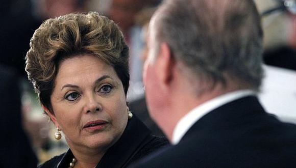 Roussef fue una de las que más se pronunció contra la austeridad. (Reuters)
