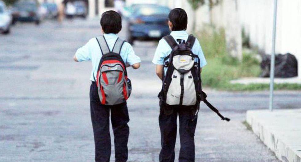 Matrículas y pensiones aumentan en colegios particulares. (Foto: Archivo)