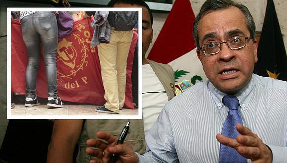 Jaime Saavedra presume de interés político de Patria Roja tras paro de Sutep. (USI)