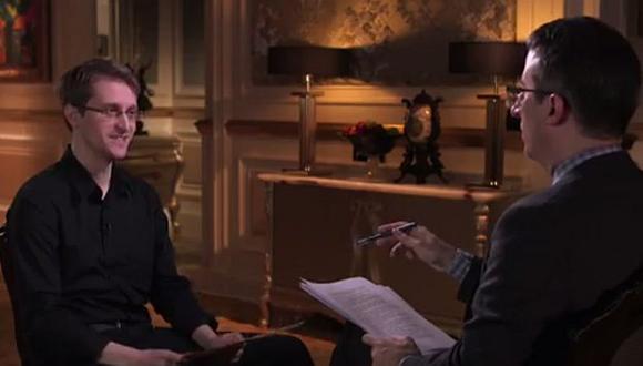 John Oliver entrevistó a Edward Snowden. (Last Week Tonight)