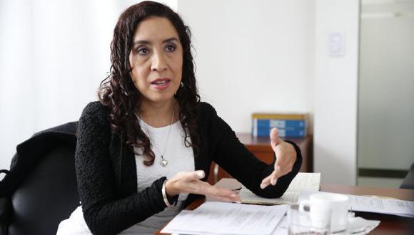 """""""No debería haber un sol que la ONP reciba como ingreso que corresponde a la SPP"""", dijo Giovanna Prialé"""