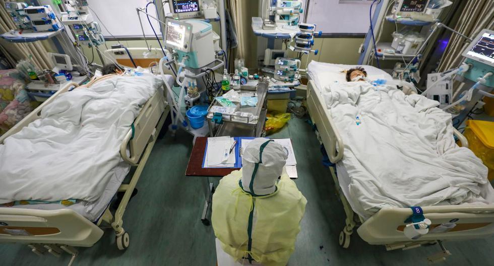 Un hombre de 24 años, sus padres, su abuela de 91, además de dos tías y tres primos se contagiaron del mortal virus. (Referencial/EFE)