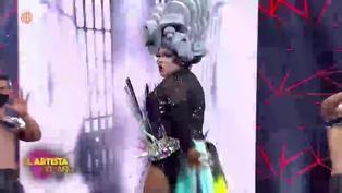 """""""El artista del año"""": Mira la presentación de 'Choca' como Drag Queen"""
