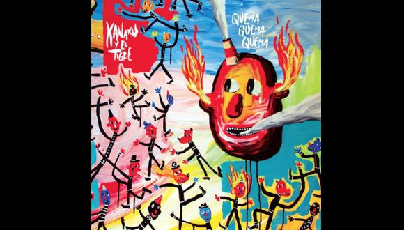 LA PORTADA. La tapa del disco ha sido diseñada por el gran Liniers.
