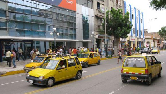 Taxistas podrán circular libremente tanto en Lima como en el Callao. (Perú21)