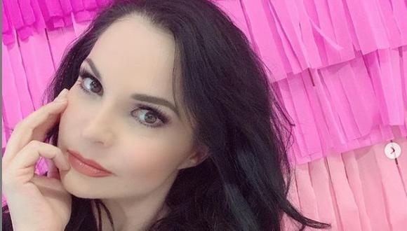 Ana Patricia Rojo es conocida por sus papeles de villana en telenovelas (Foto: Ana Patricia Rojo/ Instagram)