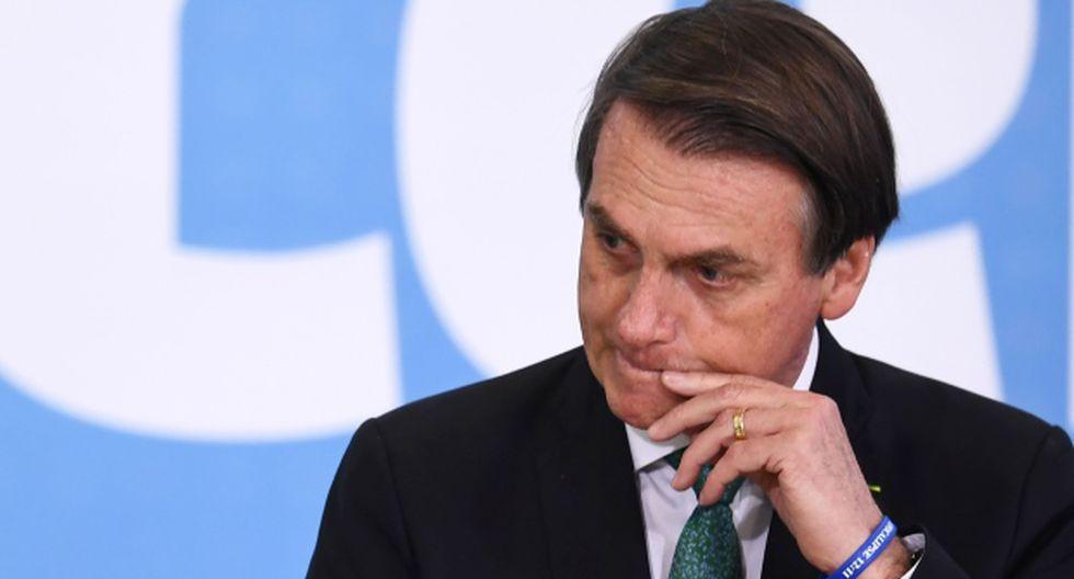 """""""Es una declaración absolutamente frívola e irresponsable que tiene un objetivo muy claro: desviar la atención de lo que realmente importa"""", dijo un funcionario de WWF sobre las acusaciones de Bolsonaro. (Foto: AFP)"""