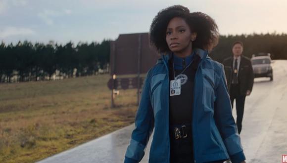 """""""WandaVision"""" se estrenó hace tres semanas y se espera para el viernes un gran cambio en el trama. (Foto: Captura YouTube)."""