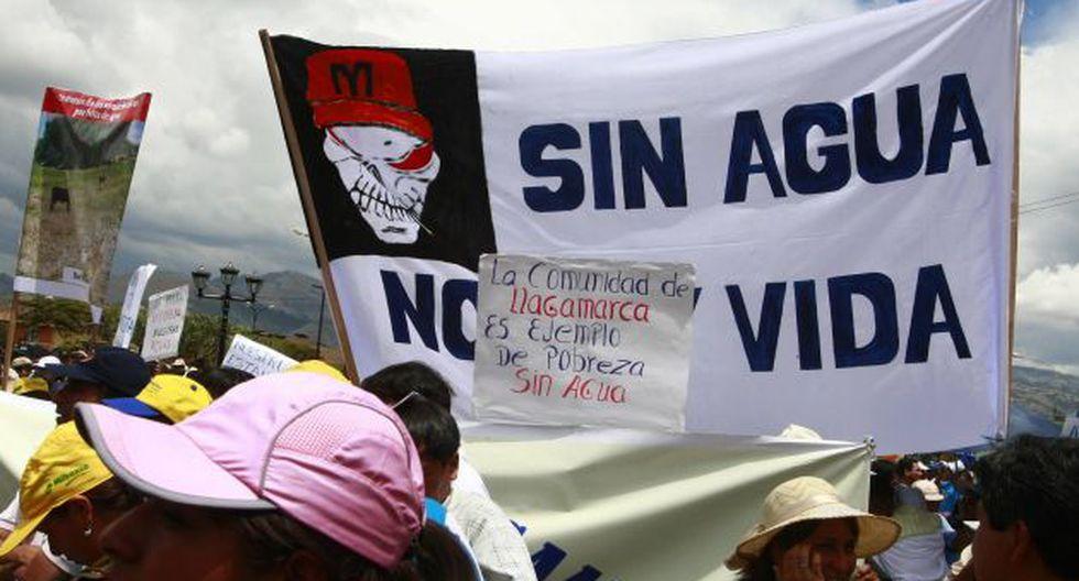 Problemas en Cajamarca afectan turismo en esa zona. (USI)