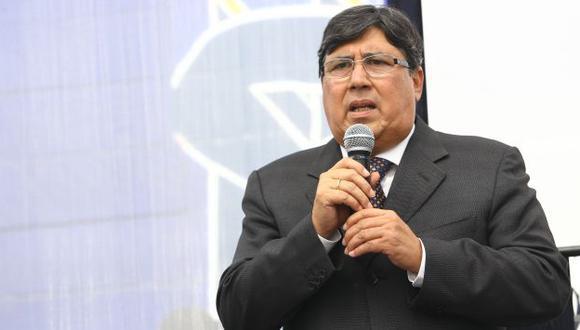 Guillermo Alarcón: Poder Judicial ordenó su excarcelación . (USI)